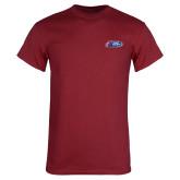 Cardinal T Shirt-Penn Relays Logo