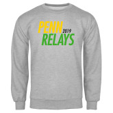 Grey Fleece Crew-Penn Relays Jamaica 2018