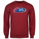Cardinal Fleece Crew-Penn Relays 2018 Logo