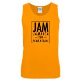 Gold Tank Top-Jam Penn Relays In Box