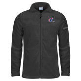 Columbia Full Zip Charcoal Fleece Jacket-Penn Relays