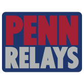 Extra Large Magnet-Penn Relays Stacked, 18 inches wide