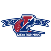 Extra Large Magnet-Penn Relays 2018 Logo, 18 inches wide