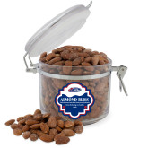 Almond Bliss Round Canister-Penn Relays 2018 Logo