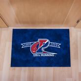 Full Color Indoor Floor Mat-Penn Relays 2018 Logo