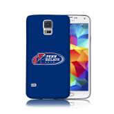 Galaxy S5 Phone Case-Penn Relays 2018 Logo