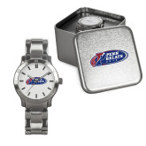 Mens Stainless Steel Fashion Watch-Penn Relays 2018 Logo