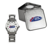 Ladies Stainless Steel Fashion Watch-Penn Relays 2018 Logo