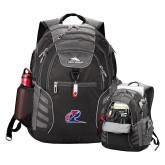 High Sierra Big Wig Black Compu Backpack-Penn Relays