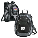 High Sierra Black Titan Day Pack-Penn Relays Stacked