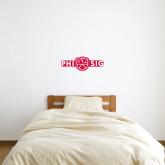 1 ft x 2 ft Fan WallSkinz-Phi Sig Wordmark