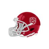 Riddell Replica Red Mini Helmet-Primary Mark