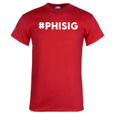Red T Shirt-PHISIG