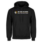 Black Fleece Hoodie-Concord Law School