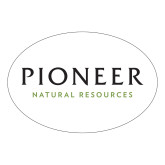 Large Decal-Pioneer Natural Resources, 8.5in Wide