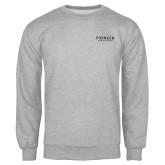 Grey Fleece Crew-Pioneer Water Management