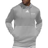 Adidas Grey Team Issue Hoodie-Pioneer Water Management