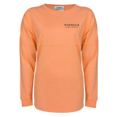 Coral Game Day Jersey Tee-Pioneer Natural Resources