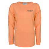 Coral Game Day Jersey Tee-Pioneer Well Services
