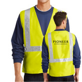Safety Yellow Enhanced Visibility Vest-Pioneer Natural Resources