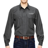 DRI DUCK Black Field Shirt-Pioneer Water Management