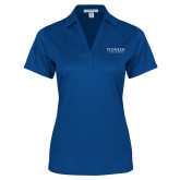 Ladies Royal Performance Fine Jacquard Polo-Pioneer Natural Resources