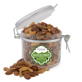 Deluxe Nut Medley Round Canister-Pioneer Natural Resources
