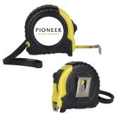 Journeyman Locking 10 Ft. Yellow Tape Measure-Pioneer Natural Resources