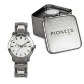 Mens Stainless Steel Fashion Watch-Pioneer Natural Resources