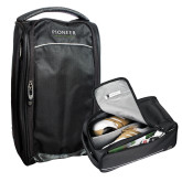 Cutter & Buck Tour Deluxe Shoe Bag-Pioneer Natural Resources