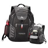 High Sierra Big Wig Black Compu Backpack-Pioneer Natural Resources