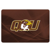MacBook Air 13 Inch Skin-QU Hawk Head, Background PMS 4695 Brown