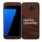 Samsung Galaxy S7 Edge Skin-Wordmark