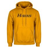 Gold Fleece Hoodie-Hawks