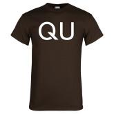 Brown T Shirt-QU