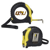 Journeyman Locking 10 Ft. Yellow Tape Measure-QU Hawk Head