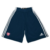 Adidas Climalite Navy Practice Short-R in Shield