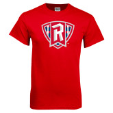 Red T Shirt-R in Shield