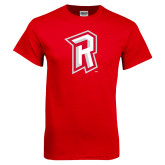 Red T Shirt-R Mark