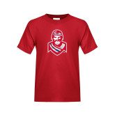 Youth Red T Shirt-Highlander