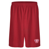 Performance Classic Red 9 Inch Short-R in Shield