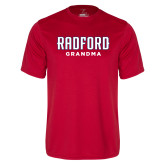 Performance Red Tee-Grandma