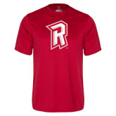 Performance Red Tee-R Mark