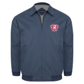 Navy Players Jacket-R in Shield