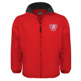 Red Survivor Jacket-R in Shield