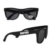 Black Sunglasses-Radford Wordmark