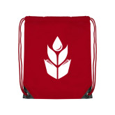 Red Drawstring Backpack-Icon