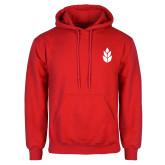Red Fleece Hoodie-Icon