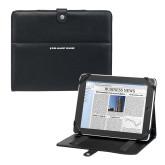 Deluxe Black iPad Stand-Primary Mark Flat
