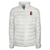 Columbia Lake 22 Ladies White Jacket-Icon